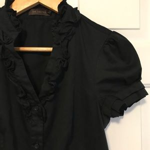 The Limited black dress. Size 6.